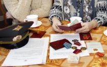 Как жене военного пенсионера перейти на пенсию мужа после его смерти