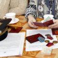Как перейти на пенсию мужа военного пенсионера после его смерти