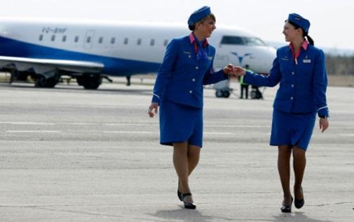 Во сколько лет стюардессы выходят на пенсию